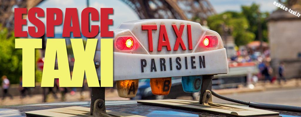 Espace taxi